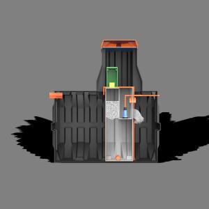 Септик Ergobox 6 PR