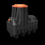 Септик Ergobox - недорогой септик