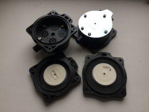 Ремкомплект мембран AirMAc DBMXD 120 и AirMAc DBMXD 120NEW