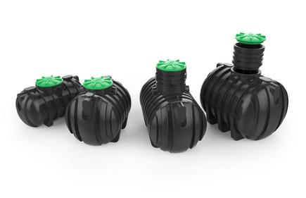 Подземные емкости пластиковые RODLEX