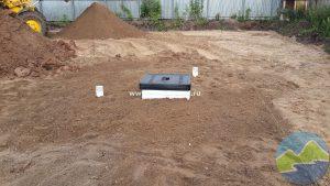 Установка овощного погреба Налимиха