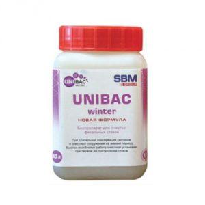 Бактерии для септика UNIBAC–Winter
